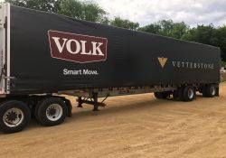 Vetter Stone Partners with Volk Transfer, Inc. to Transport Stone Thumbnail