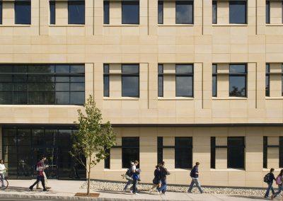 Yale University, Malone Engineering Center