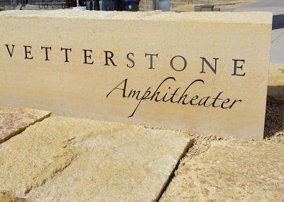 Vetter Stone Amphitheater