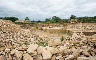 How Limestone Is Extracted at Vetter Stone