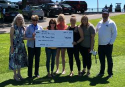 Raw Fusion Presents Record Donation of $40,000 to JZ Cancer Fund Thumbnail