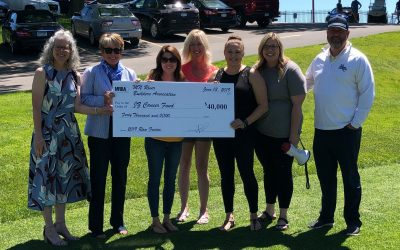 Raw Fusion Presents Record Donation of $40,000 to JZ Cancer Fund