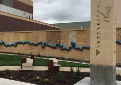 Vetter Stone Plaza River Wall Featured in CODAmagazine: Architectural Art III Thumbnail