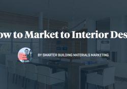 How to Market to Interior Designers Thumbnail