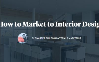 How to Market to Interior Designers